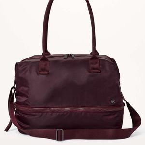 Lululemon bag! Go Lightly Duffle Bag